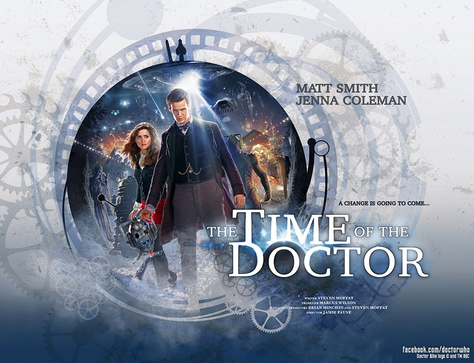 Preview: The Time Of The Doctor